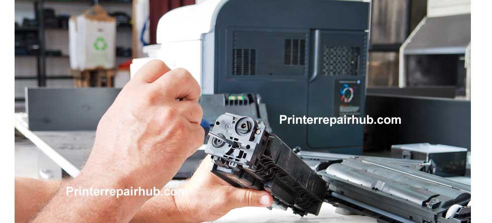 printer repair hub